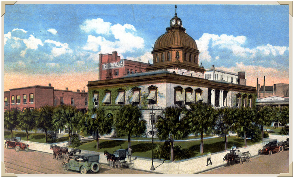 Old City Hall - Jacksonville Florida
